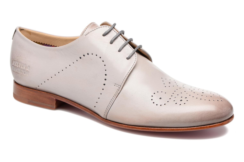 Nuevo zapatos 1 Melvin & Hamilton Sally 1 zapatos (Beige) - Zapatos con cordones en Más cómodo e3efb2