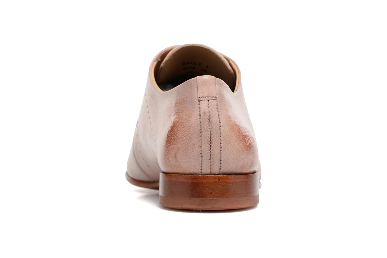 Chaussures à lacets Melvin & Hamilton Sally 1 Marron vue droite