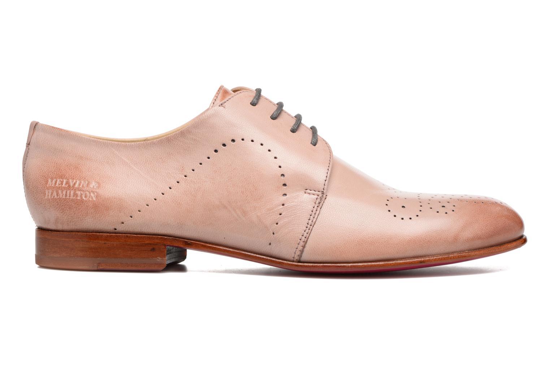 Chaussures à lacets Melvin & Hamilton Sally 1 Marron vue derrière