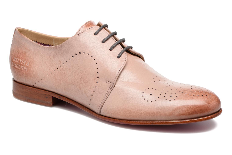 Chaussures à lacets Melvin & Hamilton Sally 1 Marron vue détail/paire