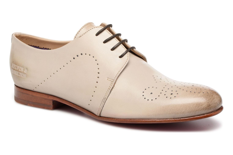 Chez Lacets Sally Chaussures beige amp; Melvin Sarenza 1 À Hamilton TcA78q7w01