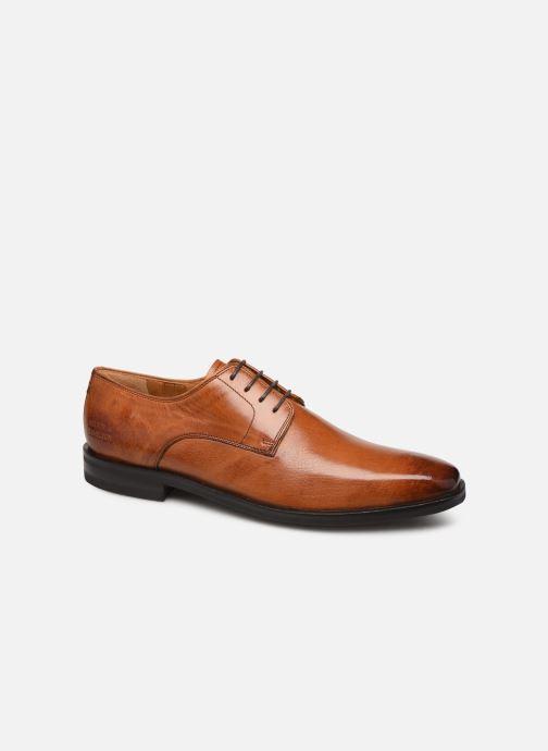 Zapatos con cordones Melvin & Hamilton Alex 1 Marrón vista de detalle / par