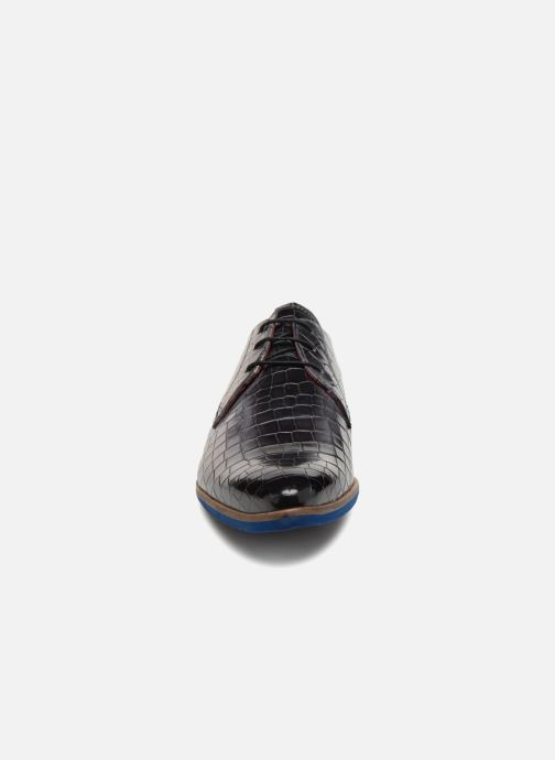 Zapatos con cordones Melvin & Hamilton Toni 1 Negro vista del modelo