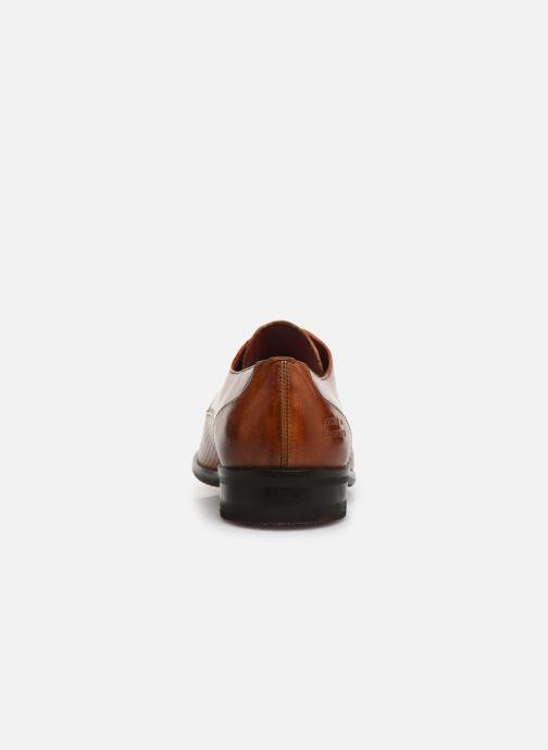 Chaussures à lacets Melvin & Hamilton Toni 1 Marron vue droite