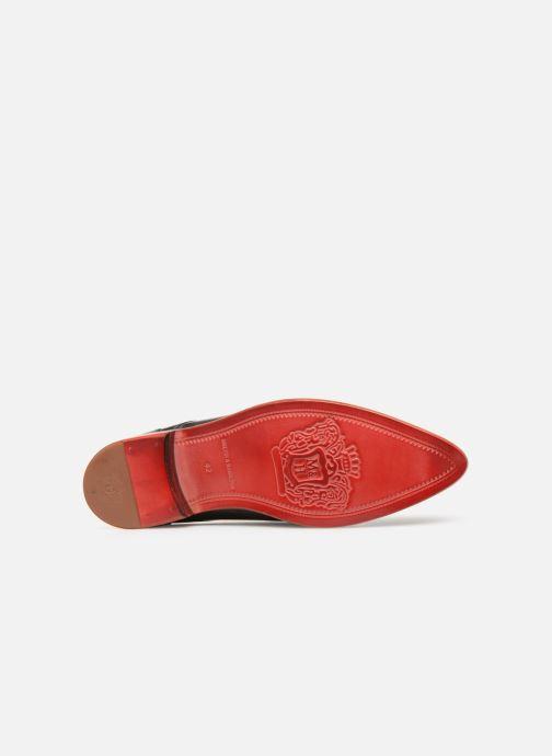 Zapatos con cordones Melvin & Hamilton Toni 1 Gris vista de arriba