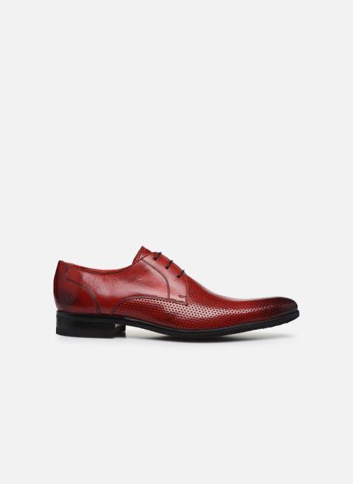 Chaussures à lacets Melvin & Hamilton Toni 1 Rouge vue derrière