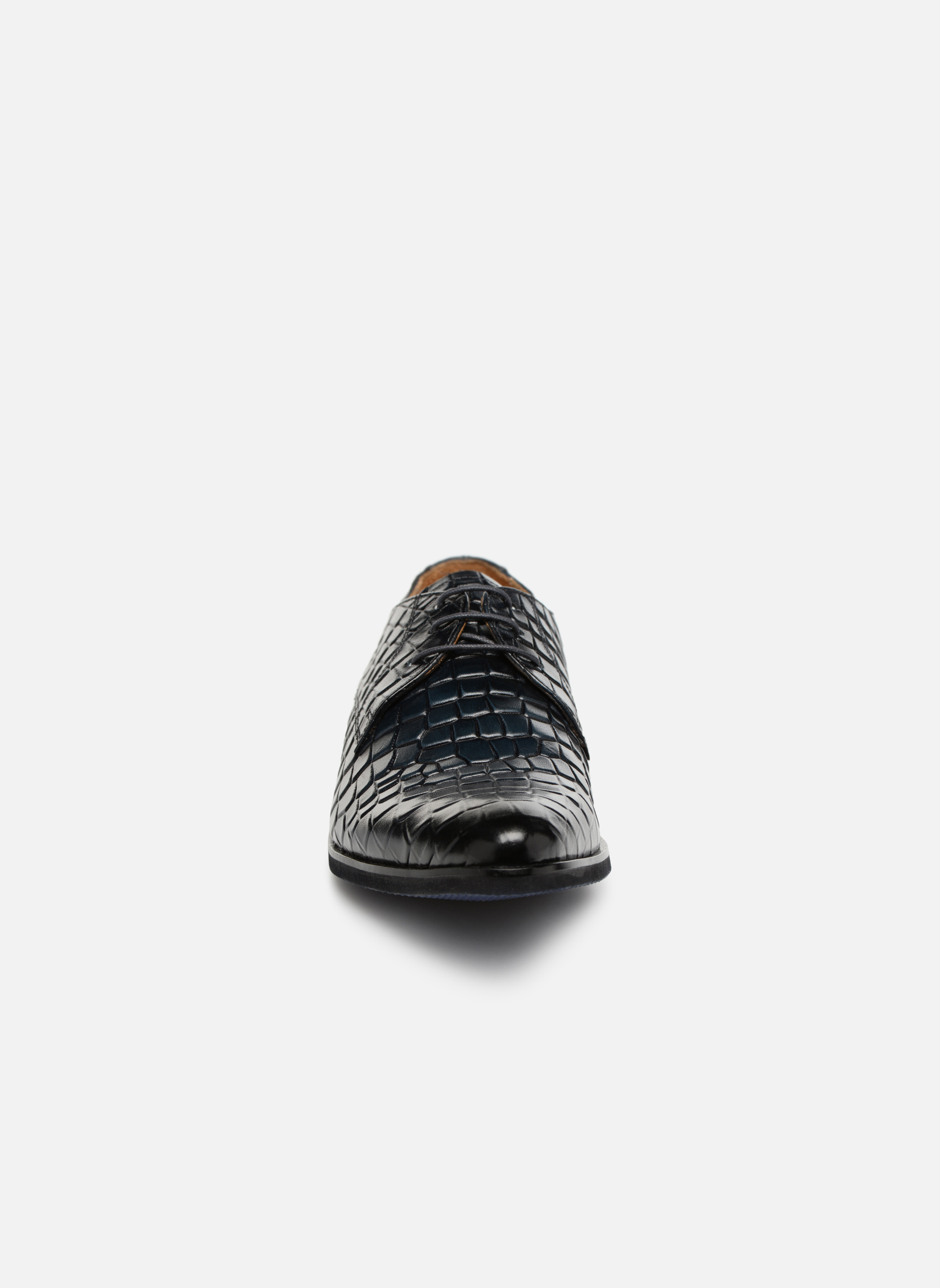 Zapatos con cordones Melvin & Hamilton Toni 1 Azul vista del modelo