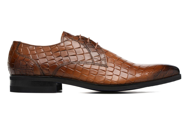 Lace-up shoes Melvin & Hamilton Toni 1 Multicolor back view