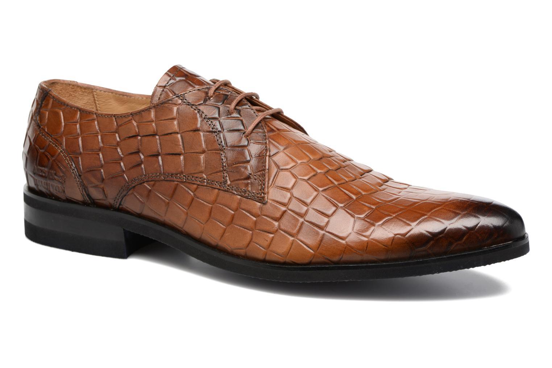 Snøresko Melvin & Hamilton Toni 1 Multi detaljeret billede af skoene