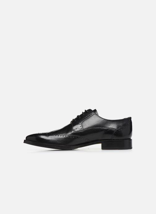 Chaussures à lacets Melvin & Hamilton Jeff 14 Noir vue face