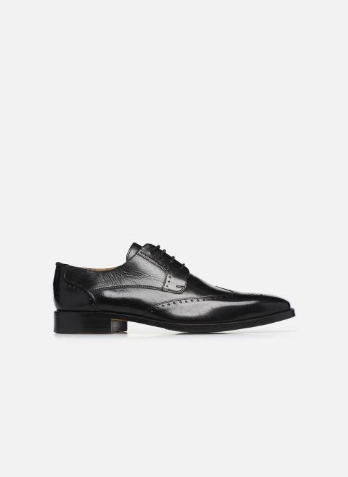 Chaussures à lacets Melvin & Hamilton Jeff 14 Noir vue derrière