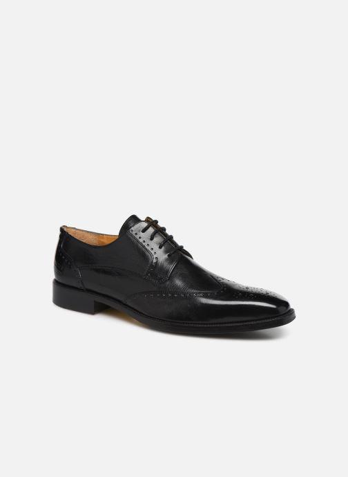 Chaussures à lacets Melvin & Hamilton Jeff 14 Noir vue détail/paire