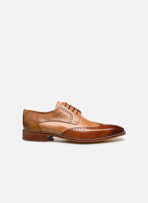Chaussures à lacets Melvin & Hamilton Jeff 14 Marron vue derrière