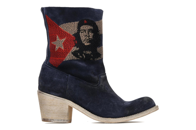 Bottines et boots Coco et abricot Ché Bleu vue derrière