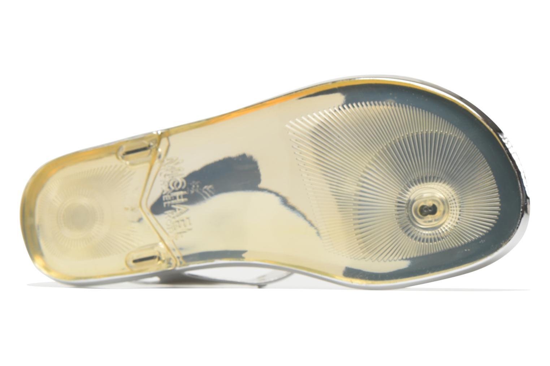 Sandaler Michael Michael Kors MK Plate Jelly Sølv se foroven