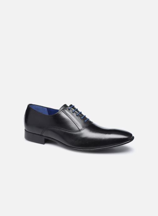 Zapatos con cordones Azzaro Mars Negro vista de detalle / par