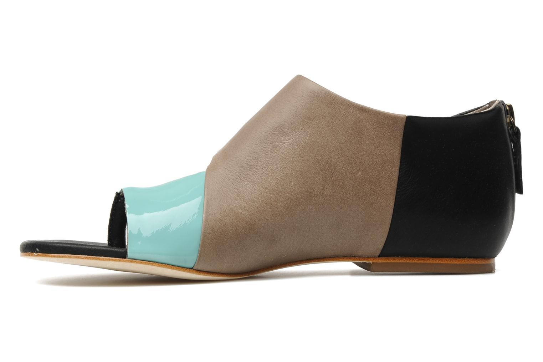 Sandales et nu-pieds Skin by Finsk NEROVE Multicolore vue face