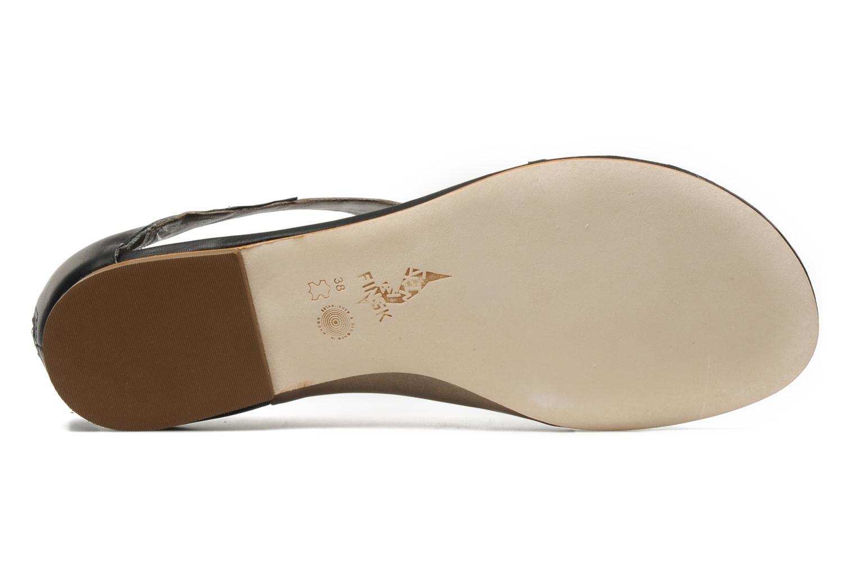Sandales et nu-pieds Skin by Finsk NEROVE Multicolore vue haut