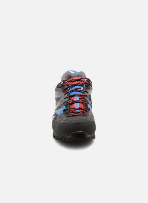 Chaussures de sport Millet Trident GTX Gris vue portées chaussures