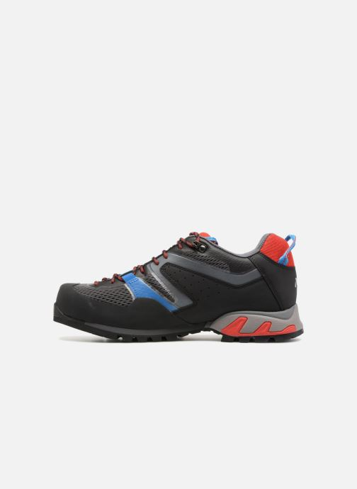 Chaussures de sport Millet Trident GTX Gris vue face