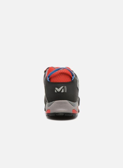 Chaussures de sport Millet Trident GTX Gris vue droite