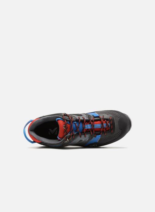 Zapatillas de deporte Millet Trident GTX Gris vista lateral izquierda