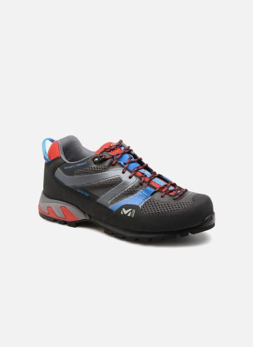Chaussures de sport Millet Trident GTX Gris vue détail/paire