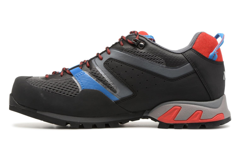 Zapatillas de deporte Millet Trident GTX Gris vista de frente