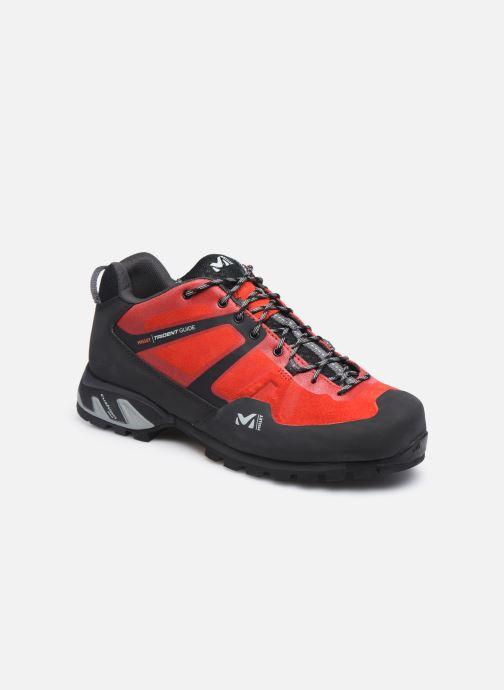 Zapatillas de deporte Millet Trident Guide Rojo vista de detalle / par