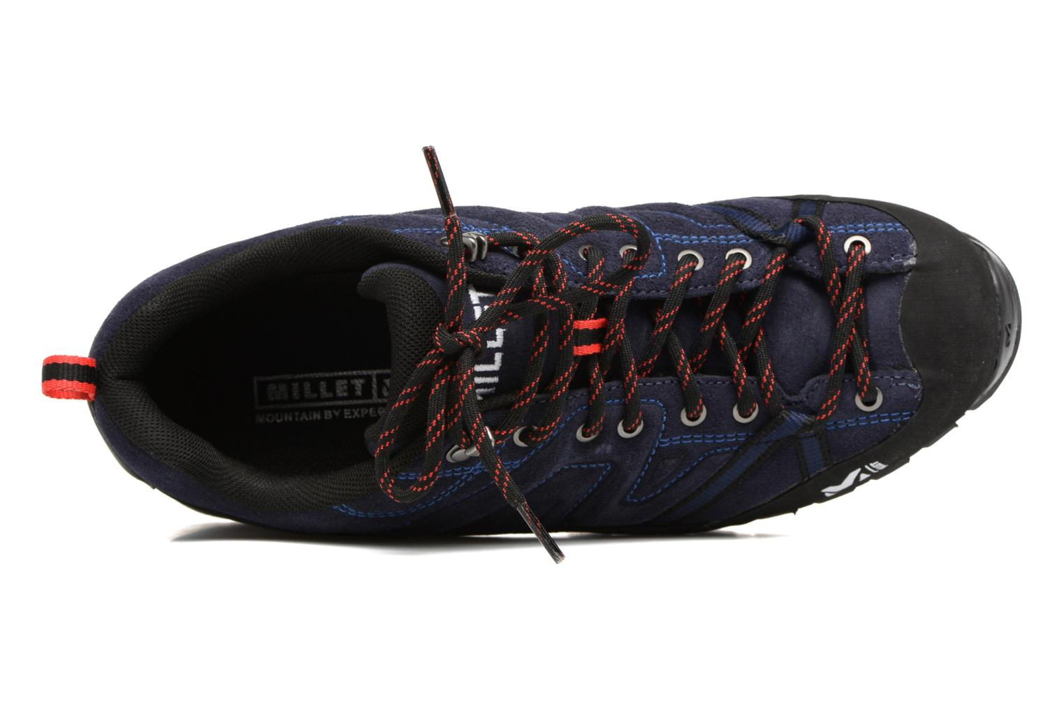 Sport shoes Millet Trident Guide Black view from the left