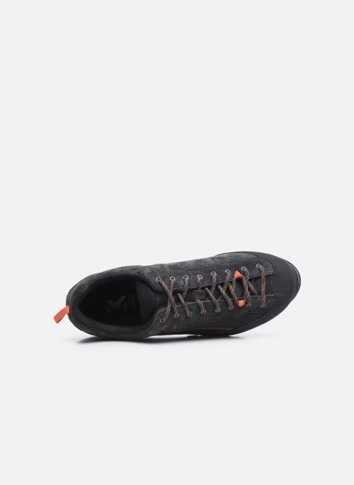 Chaussures de sport Millet Friction Bleu vue gauche