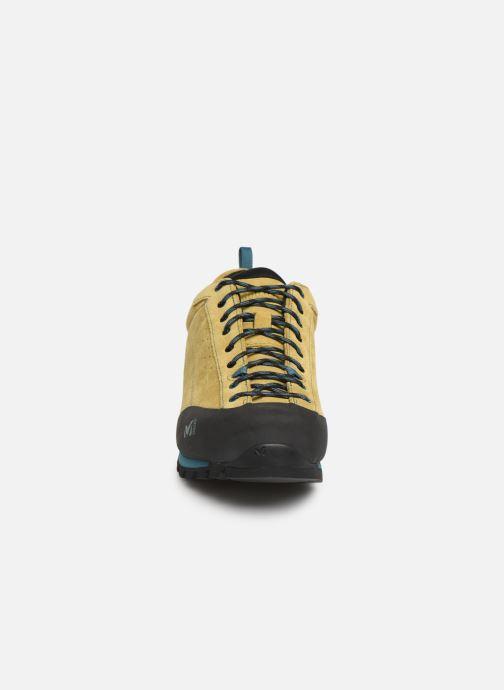 Chaussures de sport Millet Friction Beige vue portées chaussures