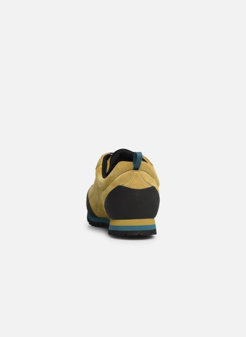 Chaussures de sport Millet Friction Beige vue droite