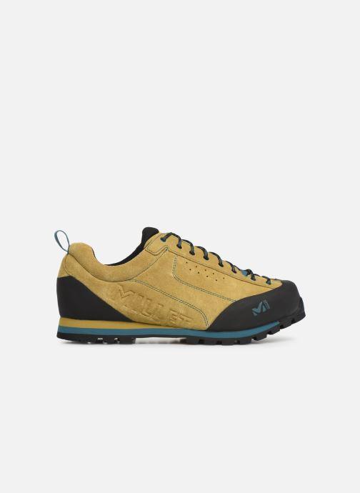Chaussures de sport Millet Friction Beige vue derrière