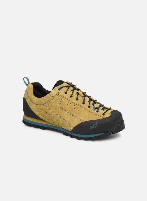 Chaussures de sport Millet Friction Beige vue détail/paire