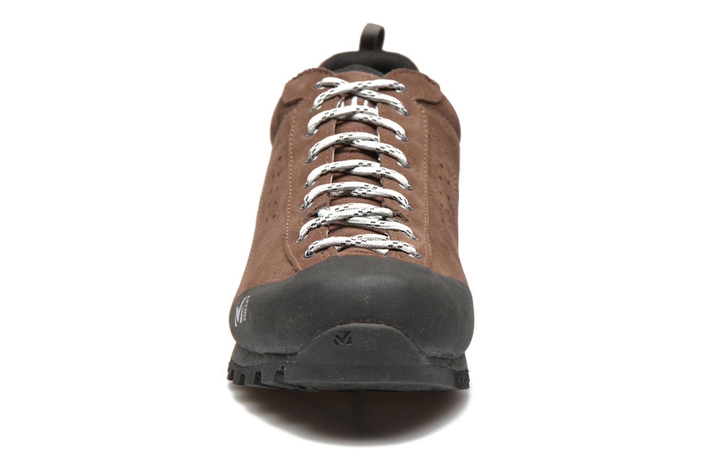 Zapatillas de deporte Millet Friction Marrón vista del modelo