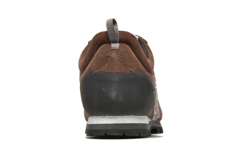 Zapatillas de deporte Millet Friction Marrón vista lateral derecha
