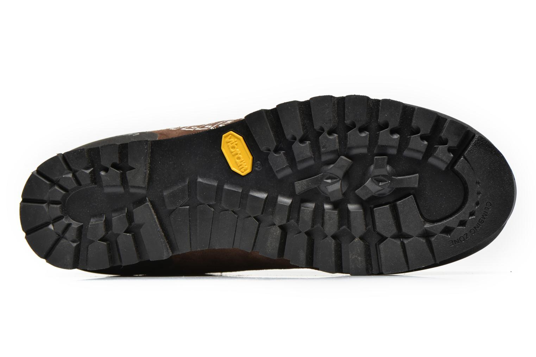 Zapatillas de deporte Millet Friction Marrón vista de arriba