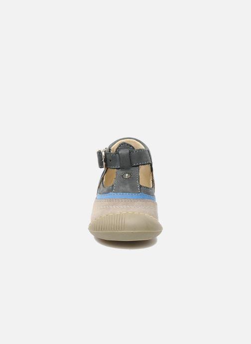 Bottines et boots Aster BOREAL Gris vue portées chaussures