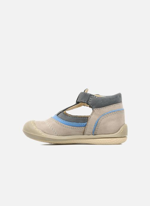 Ankle boots Aster BOREAL Grey front view