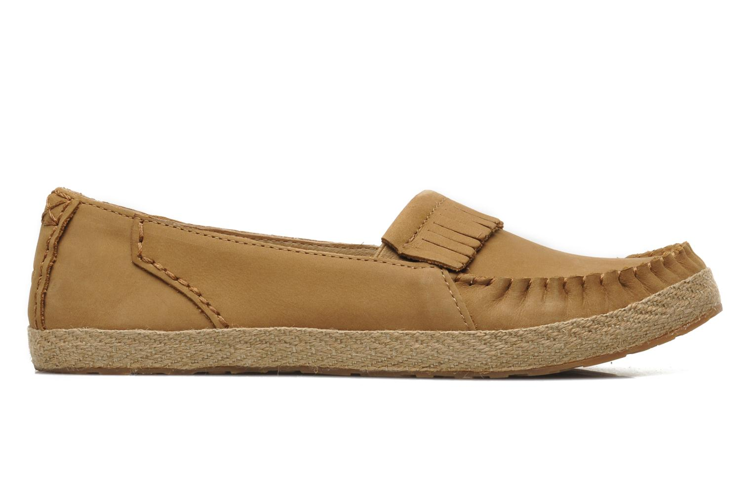Loafers UGG Marrah Brown back view