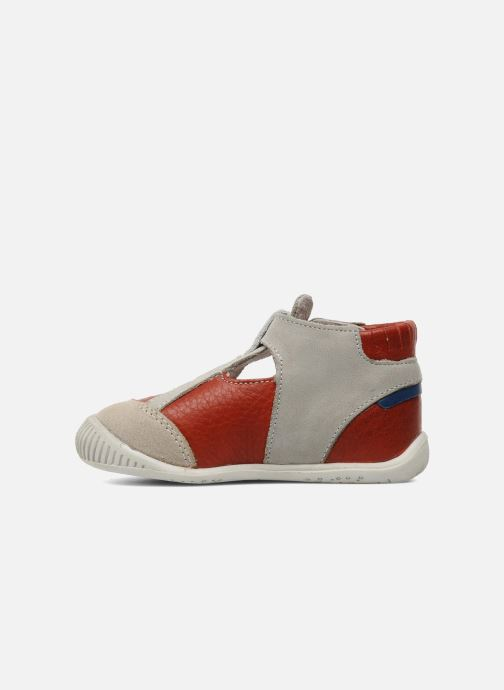 Summer boots Babybotte Pilou Red front view