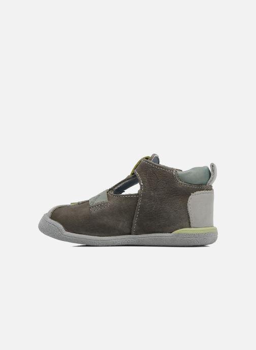Summer boots Babybotte Pitt Grey front view