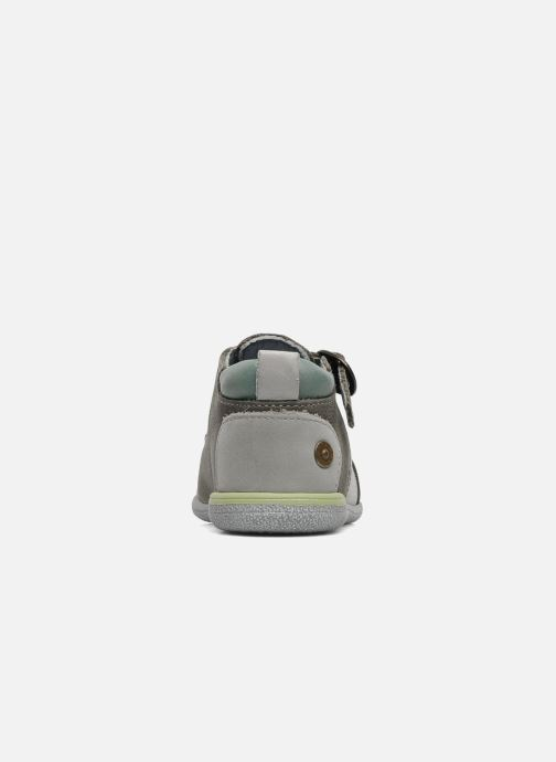 Summer boots Babybotte Pitt Grey view from the right