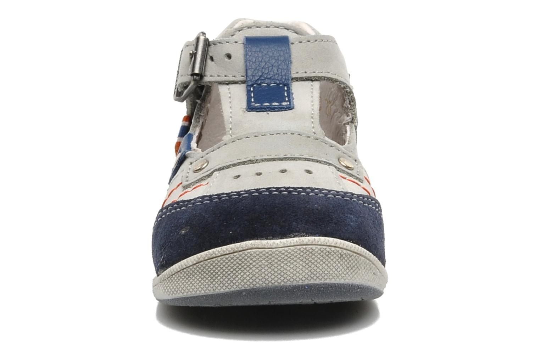 Ankle boots Babybotte Pierik Grey model view