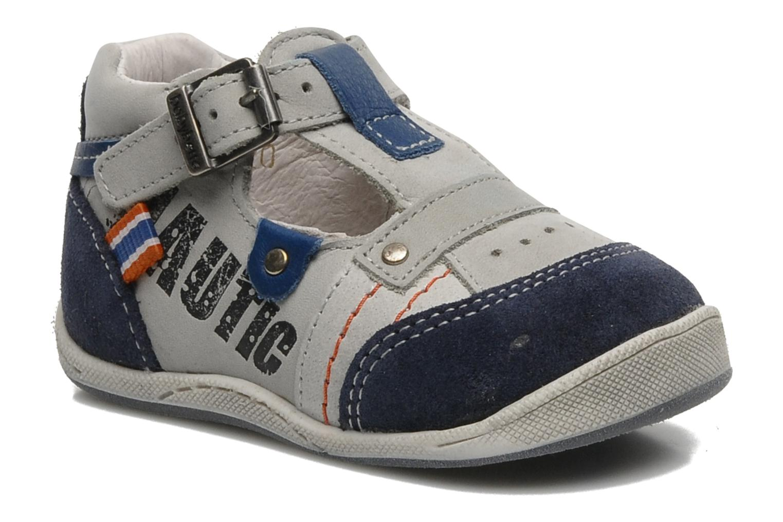 Bottines et boots Babybotte Pierik Gris vue détail/paire