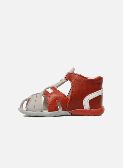 Sandals Babybotte Gilou Red front view
