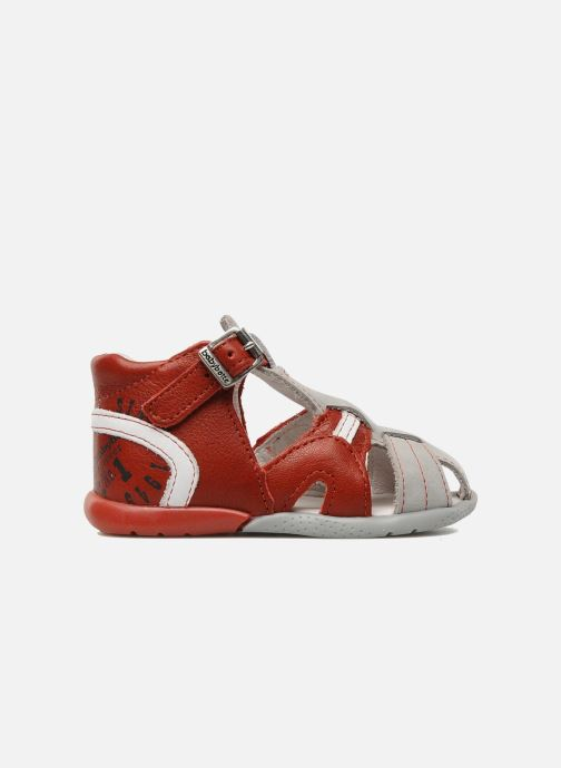 Sandals Babybotte Gilou Red back view