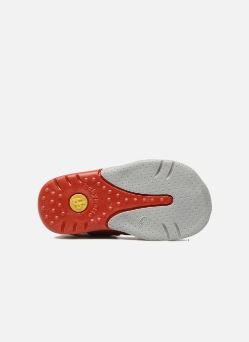 Sandalen Babybotte Gilou rot ansicht von oben