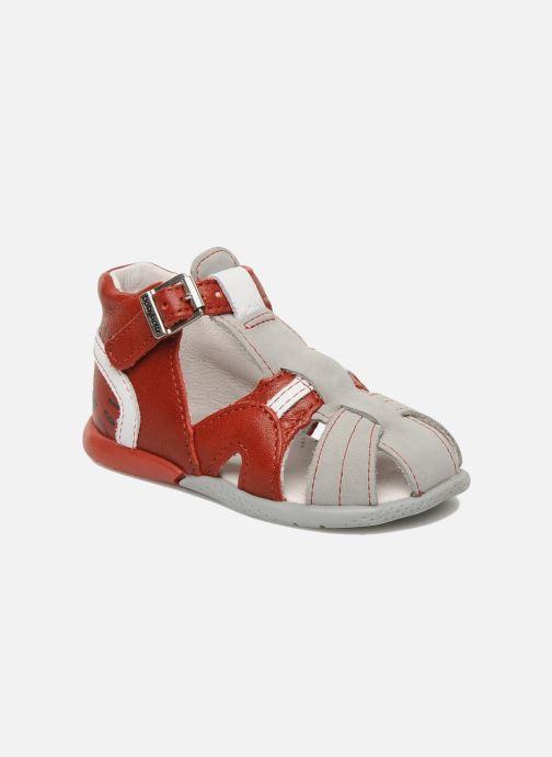Sandalen Babybotte Gilou rot detaillierte ansicht/modell
